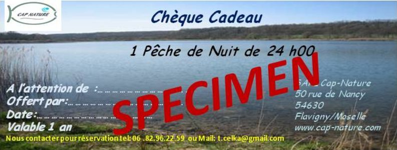 session de 24h00 de pêche à la carpe
